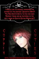 Samantha Wpg Won Coffin Cuties contest by VisualEyeCandy