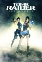 Turning Point WEB - TR Underworld Poster by FearEffectInferno