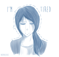Tired by chloroophyll