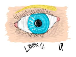 Look Me Paint by Xepy
