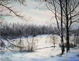 Winter by Art-Lep