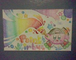 :Kirby: Rainbow Blast by SuperMarioFan888