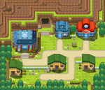 Verdanturf Town by Pokemon-Diamond