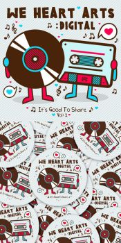 It's Good To Share Vol:2 by SuperFex