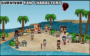 Survivor Fan Characters 9 by SWSU-Master