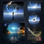 Parallel Dimension 'Horizons' CD Layout by LunaVelobeth