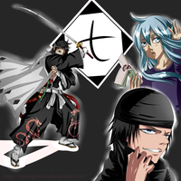 Bleach Division 7 by MyangHime