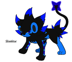 Luxray by Prettyxmouse
