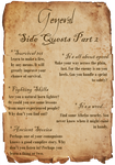TWOR - Hobbit/LOTR Side Quests Part 2 by DragonsTigerLilly