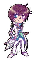 .:Tales of Graces f - Asbel:. by KatheChan