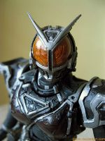 SIC Kamen Rider Delta part I by gaido