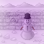 Purple Snow Spirit by FallingSnowLegends