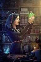 Sorceress by Dea-Vesta