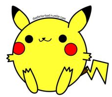 Pika Pika! by DoodleForFood