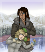 [COM]The Tundra. by Charlotte-DG