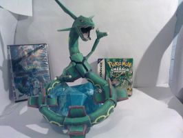 Rayquaza 2 by kyogre92