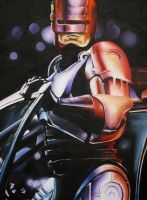 Robocop by fourquods