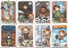 star wars galaxy5 cards1 by katiecandraw