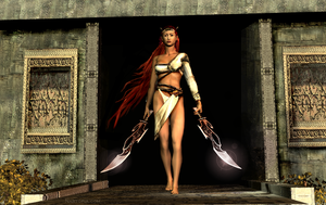 Heavenly Sword by Shallon4000