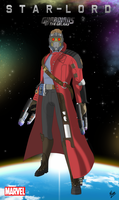 STAR LORD by EVANGELION-02