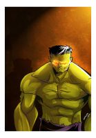 Hulk SemiClasico by marespro13