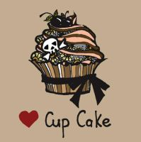 Cup cake lover by Lynkness