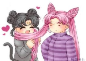 Diana's scarf XD by toi-chan