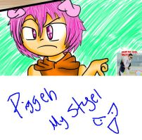 Piggeh *My Style* by shadow54379