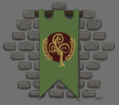 House Sigil by ashenmoons