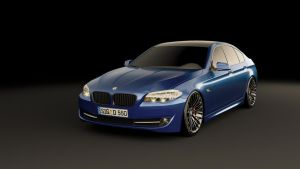 BMW 5Series F10 WiP_VIII by DuronDesign
