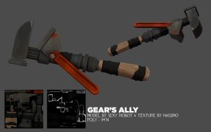 Gear's Ally - Final by NassimOOO
