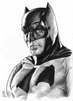 Batman commission  by huy-truong