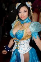 Yaya Han at Anime Expo 2012 by fotaku