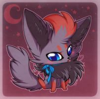 Real Zorua by Shivita