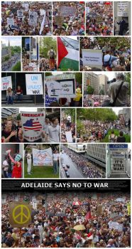 adelaide says no by toe2toe
