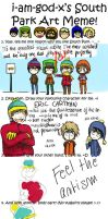 South Park Meme by shindianaify