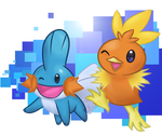 Omega Starters by B-Drawer