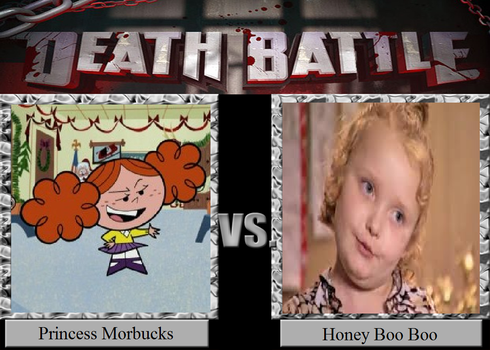 Death Battle 81: Toddlers And Tiaras! V.6 by HailfirePhantom