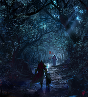 Dark Forest by asong0116