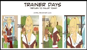 Trainer Days 1 by aiydel