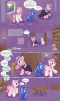 Back in the Study (TYS 31) by ThousandYearSunrise