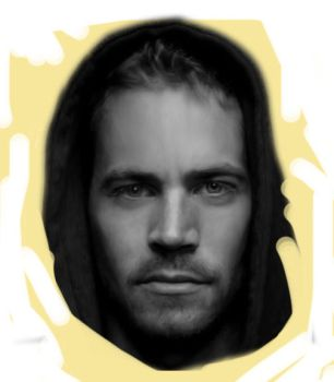 Paul Walker by lalaawrens