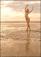 Ella Rose at Talacre 10 v2 by JeremyHowitt