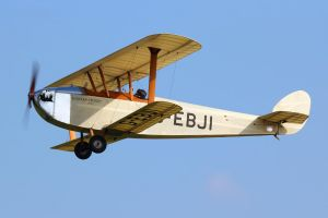 Hawker Cygnet (Reproduction) by Daniel-Wales-Images