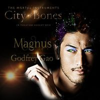 Magnus Bane by Martange