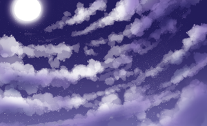 Cloud Study 2 by rocket-chip
