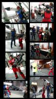 CONTRA force cosplay by TheIronClown