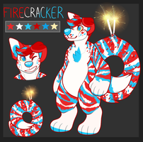 firecracker by catdoq