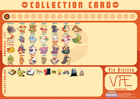 :: PR - Vie's Collection Card ::