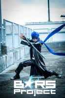 Black Rock Shooter:Kaito ver. by Leakingheart